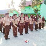 Libatkan Alumni, SMPN 14 Palopo Rutin Latihan Pramuka