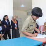 Siswi SMP Jadi Kepala Desa di Luwu Timur