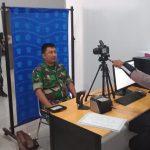 Puluhan Anggota TNI Dapat SIM Gratis dari Satlantas Polres Luwu Utara