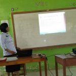 Tingkatkan SDM Guru, SMPN 14 Palopo Gelar Sosialisasi TIK
