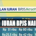 Wah..., Iuran BPJS Naik 100%, Resmi Berlaku 1 Januari 2020