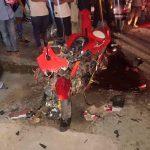 BREAKING NEWS : Tabrakan Maut di Palopo, Dua Tewas...Salah Satu Korbannya Karyawan Alfamidi