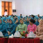 ADVETORIAL: TP-PKK Luwu Peringati HKG ke-47, Hayarna Hakim: Teladani Opu Daeng Risadju