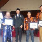 Peringati Sumpah Pemuda, Akham Basmin dan Sejumlah Pemuda Pelopor Raih Penghargaan di Luwu