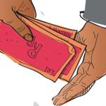 """Soal Surat Kaleng """"Uang Pelicin"""" Kepsek dari Badaruddin, DPRD Luwu Cuek Bebek"""