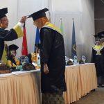 Wisuda Periode III 2019, UNCP Palopo Hasilkan 458 Alumni Baru