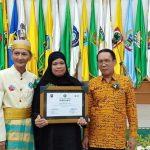 Luwu Utara Kembali Raih Penghargaan Tertinggi Kabupaten Sehat