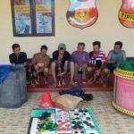 Polisi Gerebek Judi Sabung Ayam di Larompong Selatan, Pegawai Honorer BPBD Diduga Telibat