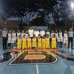 Basket Porkot Sudah Digelar, 9 Kecamatan Ambil Bagian