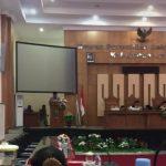 Soal Penerimaan Pinjaman Daerah 200 M, Wahyu Napeng: Jangan Gadaikan Daerah
