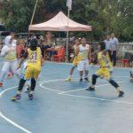 Tim Putri SMAN 8 Luwu Utara Kandaskan Smada Palopo di Final IBB Smanet Vol. IX