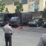 Bom Bunuh Diri di Mapolrestabes Medan, 1 Pelaku Tewas dengan Kondisi Tubuh Hancur