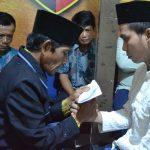 Ini Foto-foto Mengharukan Pernikahan Tahanan Curanmor Asal Luwu di Mapolres Palopo