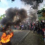 Aliansi Wija To Luwu Teriakkan 'Pak Jokowi, Kabupaten Luwu Tengah Harga Mati!'
