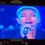 "Ari Lasso-Anang Standing Aplause, Ainun Tampil ""Enak"" di Panggung Showcase"