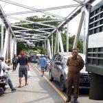 Begini Video Jalan Trans Sulawesi Diblokir Massa Pengunjuk Rasa, Tuntut Pencabutan Moratorium DOB
