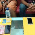 Dicokok di Kamar Kos di Palopo, Dua Pria Penyalahguna Narkotika Kantongi Fulus Rp3 Juta