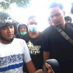 Hendak Melintas Saat Aksi Demo, Pria Ini Kena Cakar dan Sebut-sebut Nama Dhevy
