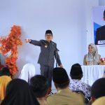 Disdik Kota Palopo Gelar Diseminasi, Walikota Kembali Singgung Soal Sanitasi Sekolah