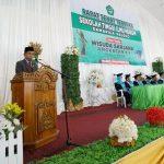 STIH Damarica Palopo Cetak 43 Sarjana S1, Walikota: Aplikasikan Ilmu untuk Masyarakat