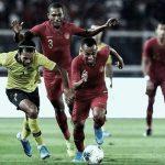 Gagal Petik Poin, Timnas Dibantai Malaysia 2-0