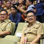 Walikota Palopo Hadiri Rakornas Pemerintah Pusat dan Forkopimda se Indonesia