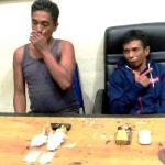 """Baru Lima Jam Keluar Lapas, Eh Residivis Narkoba di Luwu  Ini Ditangkap Lagi Gegara """"Si Putih"""""""