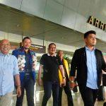Konsolidasi Partai Demokrat Jelang Pilkada 2020, Dhevy Bijak Dampingi AHY ke Makassar