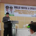 Buka Diklat Pembaca Doa Internal Pemkot Palopo, Burhan Nurdin: Jangan Berdoa di Facebook, Sujudlah Minta ke Allah