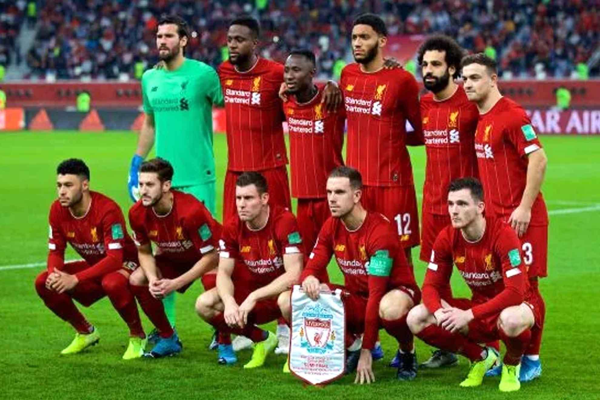 Piala Dunia Antarklub 2019 Liverpool Diselamatkan Gol