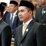 Zulkifli Resmi Jabat Wakil Ketua DPRD Luwu, Ini Harapan Basmin Mattayang